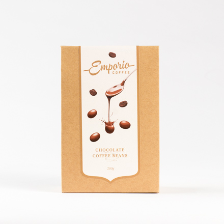 emporio coffee chocolate beans