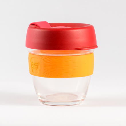 emporio coffee keep cup glass