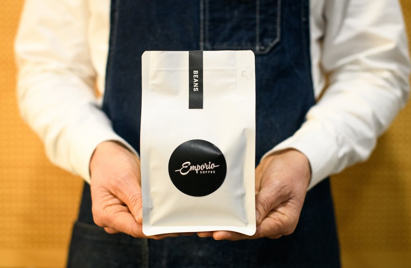 Simon 250g coffee bag